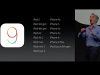 苹果iOS9全球升级率55%:中国仅36%