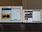 iOS9分屏多任务体验之iPad mini 4 vs Air 2