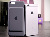 """除了颜值,iPhone 6s 的电池保护壳确实很 """"智能"""""""