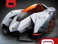 「狂野飙车8」迎圣诞更新,兰博基尼50周年概念跑车首次登场
