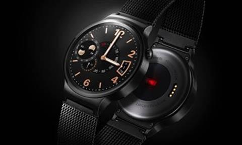 华为Watch抢先Apple Watch成为首款蓝宝石屏智能手表