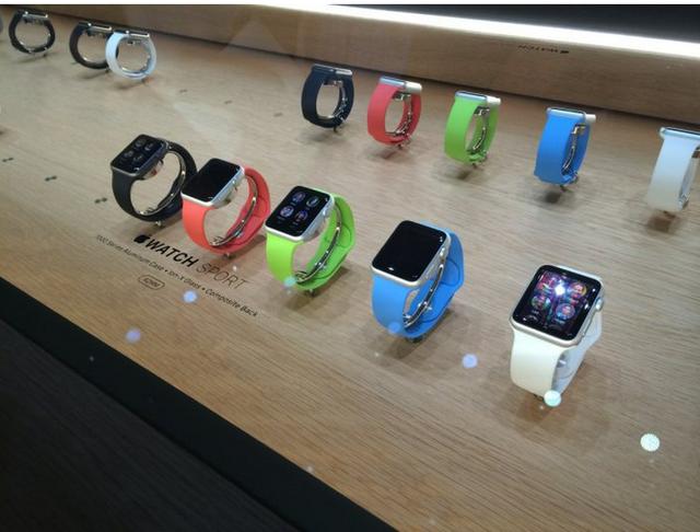 苹果智能手表零售战略曝光 专注三大功能