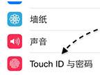 iPhone iOS9关闭锁屏密码的操作方法