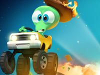 外星人也玩飙车 《爆炸赛车》下周登场
