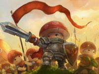 《蘑菇战争2》:迷你童话世界的种族大战