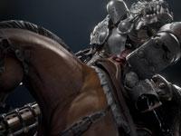 G-Star 2016:《Project DH》公布 重装骑士骑马猎杀巨龙