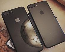 亮黑色iPhone 7 Plus价格暴降!苹果心塞