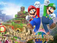 """任天堂主题乐园命名""""超级任天堂世界""""概念图公布"""