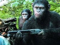 《猩球崛起3》人猿上演生死决战 同名AR手游将重现人猿战争