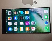 iPhone也能无边框  iPhone6SP爆改iPhone MIX