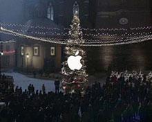 圣诞快乐!iPhone和App与你共度佳节