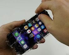 苹果iPhone虐机新玩法:这次竟是结晶玻璃