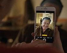 苹果推iPhone7 Plus新广告:人像模式大亮