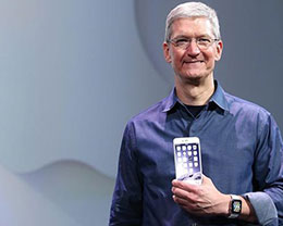 iPhone8或将配嵌入式Touch ID,支持面部或手势识别功能