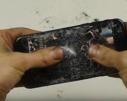 """虐机狂人再虐iPhone 7  已到""""丧心病狂""""的程度"""