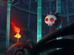穿梭两个世界之间 解谜游戏《点燃火炬》现已上架