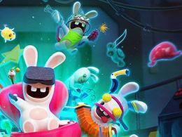 GDC 2017:育碧新作《虚拟疯兔:大计划》曝光