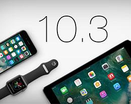 用户须知:更新iOS 10.3前请做好这些准备