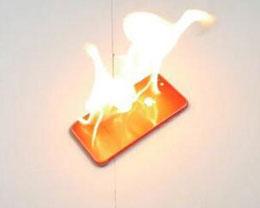 真金白银吗?红色特别版iPhone 7还能防火烧