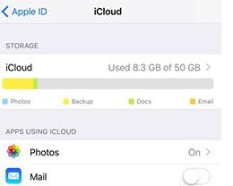 已经关闭的某些 iCloud 服务意外重新激活怎么办