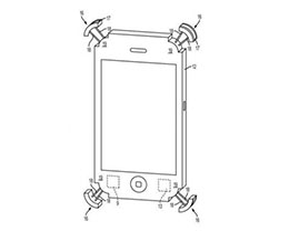 再也不怕摔啦!苹果预为 iPhone 手机壳设计安全气囊