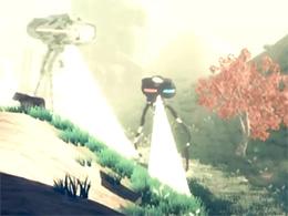 冒险游戏《鳏夫的天空》公开最新PV 旅行途中偶遇机器人