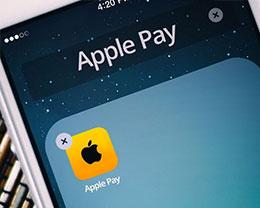 Apple Pay非接触支付用户数量在今年内翻番