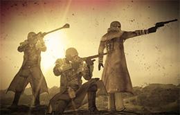 《辐射4》玩家Cos游骑兵上街扫荡,被加拿大皇家警察拿枪制服
