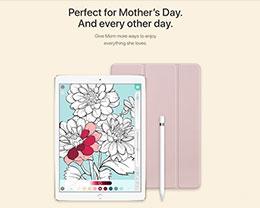 给她准备礼物了吗?苹果母亲节送礼指南