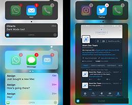 插件Confero 2 :让iPhone用户更容易管理应用通知