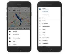 两年了,时间轴功能终于登陆 iOS 版谷歌地图