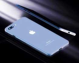 优雅的iPhone 8概念设计 突出圆角与VR元素