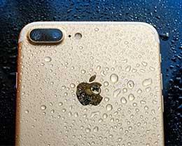 iPhone 进水了? 苹果新专利将能声波除水