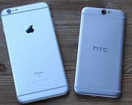 HTC U 11 vs苹果iPhone 7  你更喜欢哪个?