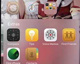 插件ClassicFolders 2:将 iOS 6 系统的设计风格引入 iOS 10
