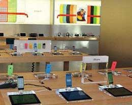 苹果直营店的故事:iPhone展机自动抹除数据