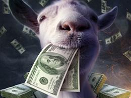 逃出动物园去抢劫银行 《模拟山羊:收获日》上架