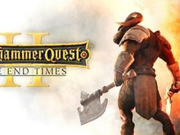 《战锤任务2:时间终结》最新截图曝光 延期前作玩法画面大大提升
