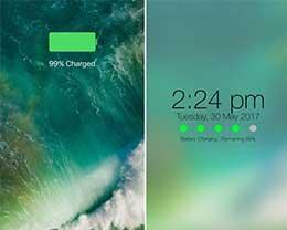 插件Charge:可让锁屏充电界面变得与众不同