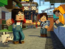 《我的世界:故事版》第二季上市时间公布 预计在7月11日多平台发售