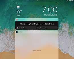 注意,iOS 11中这些功能特性都不能继续用了