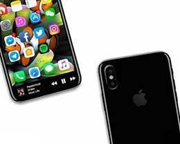 iPhone 8指纹扫描屏幕 或再引起安全革命