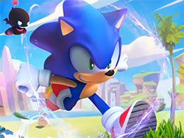 《索尼克跑酷大冒险》曝光 由开发商gameloft负责制作