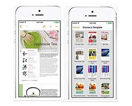 iOS Pages/Numbers/Keynote今日齐更新