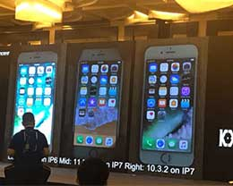 "iOS 10.3.2和iOS 11 Beta被""越狱"":腾讯Keenlab展示成果"
