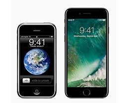 iPhone即将迎来十周年了,您对苹果有什么寄语?