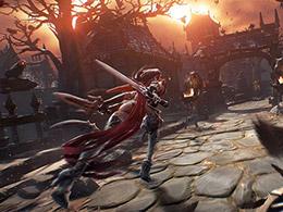 出色画面 《刀锋战记2》预计年内推出 国内有望引进