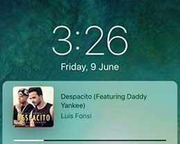 插件 LockscreenXI:为iOS 10设备带来iOS 11锁屏