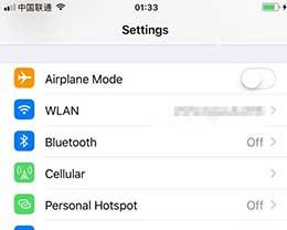 """升级苹果iOS11 Beta3""""设置""""全变英文怎么办"""