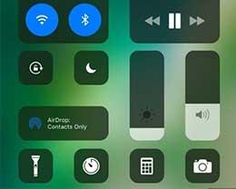 插件 LockscreenXI:将 iOS 11 控制中心引入iOS 10